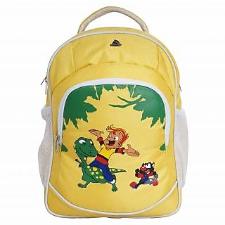 Clubb Bonny School Bag (For Kids) (Yellow)