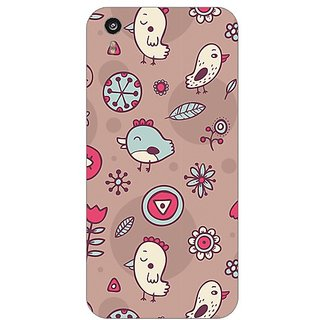 Garmor Designer Plastic Back Cover For Htc Desire Eye