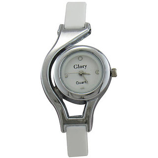Glory watch for women - WHITE
