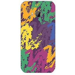 Garmor Designer Plastic Back Cover For Htc One (M8) Mini