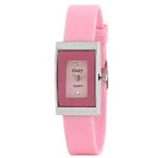 Pink glory watch for women