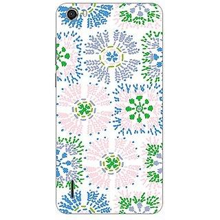 Garmor Designer Plastic Back Cover For Huawei Honor 6