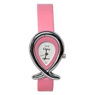 pink fish designer glory watch for woman