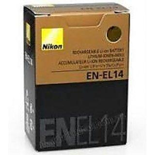 Nikon En El14 7.4V 1030Mah Lithium Ion Battery