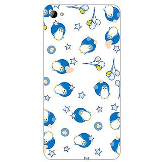 Garmor Designer Plastic Back Cover For Lenovo S90