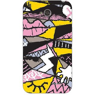 Garmor Designer Plastic Back Cover For Lg L70