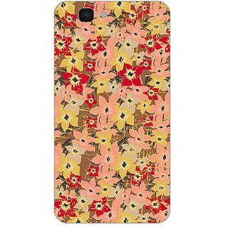 Garmor Designer Plastic Back Cover For Micromax A120 Canvas 2
