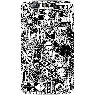 Garmor Designer Plastic Back Cover For Micromax Canvas Turbo A250
