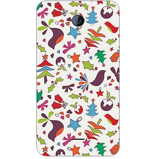 Garmor Designer Plastic Back Cover For Micromax Unite 2 A106
