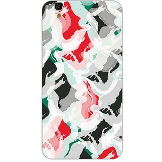 Garmor Designer Plastic Back Cover For Micromax Yu Yureka