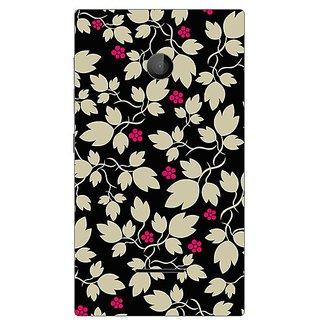 Garmor Designer Plastic Back Cover For Microsoft Lumia 435