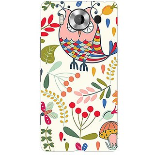 Garmor Designer Plastic Back Cover For Microsoft Lumia 950