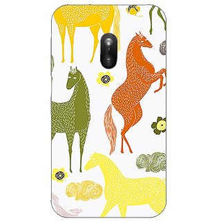 Garmor Designer Plastic Back Cover For Nokia Lumia 620
