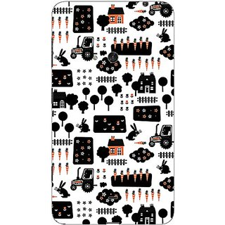 Garmor Designer Plastic Back Cover For Nokia Lumia 625