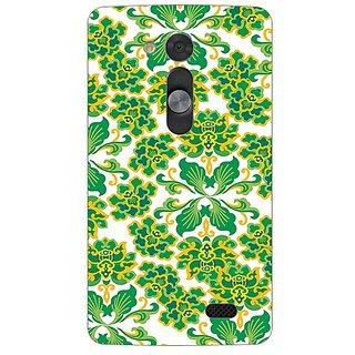Garmor Designer Plastic Back Cover For Lg L Fino