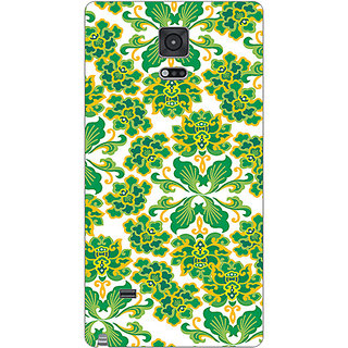 Garmor Designer Plastic Back Cover For Samsung Galaxy Note 4 Sm-N910
