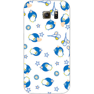 Garmor Designer Plastic Back Cover For Samsung Galaxy S6 Sm-G920