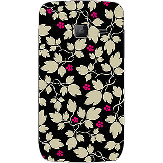 Garmor Designer Plastic Back Cover For Samsung Wave Y S5380