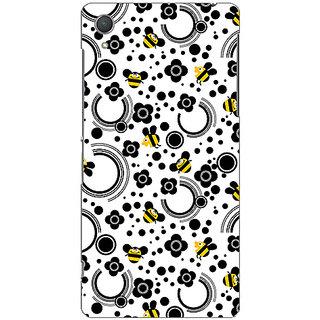 Garmor Designer Plastic Back Cover For Sony Xperia Z2
