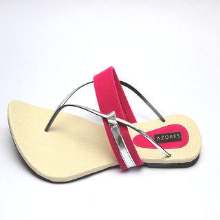 Azores Women's Pink Flats
