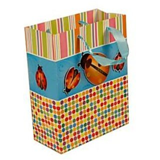 Paper Bag-Lady Bug