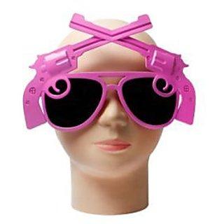 Gun Glasses - Pink