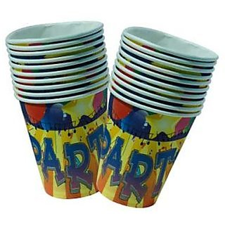 Party Cup - Yellow