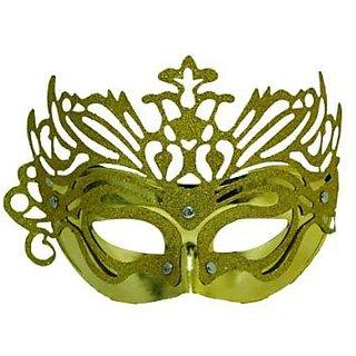 Ajooba Eye Mask - Gold
