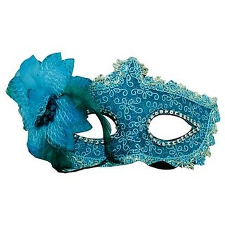 Glam Girl Eye Mask - Blue