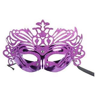 Ajooba Eye Mask-Purple