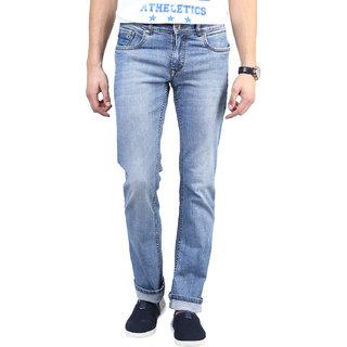 3Concept Blue Slim Fit Jeans For Men-abc177c