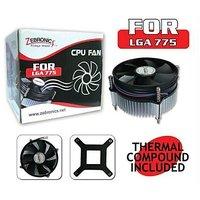 ZEBRONICS CPU Cooling FAN LGA 775