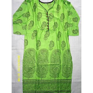 SDFashion Internationals Designer Rayon Printed  Kurti