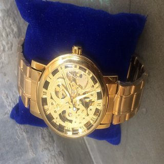 Winner Key Winding Watch