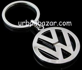 Volkswagen Emblem Keychain