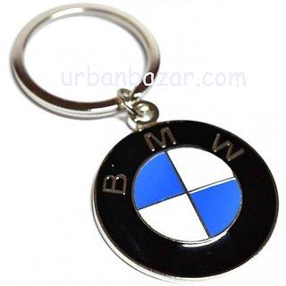 buy key chain bmw metallic keychain car bike key ring keyring