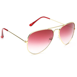 Skyways Royal Maroon Classic Aviator - Avt-Ik-Gldrn-Mrn
