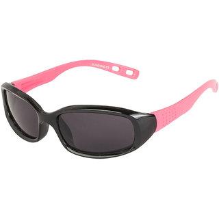 VESPL SunShine UV Protected Black Sunglasses V-7222