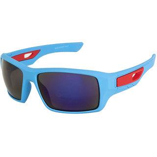 7f4d9d1d3e0 Buy VESPl UV Protected Blue Frame Sports Sunglasses V-7229 Online ...