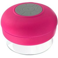 Everything Imported Portable Bluetooth Speaker With Suction Subwoofer Shower Waterproof Wireless Wireless Mobile/Tablet