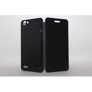 new style 7cb92 79b94 VIVO V1 HIGH PREMIUM QUALITY BLACK FLIP COVER +MOBILE COMBO KIT FREE