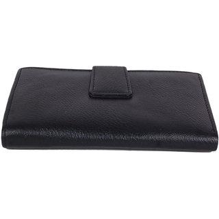 POOJA Original New PU Leather Ladies Wallet Ladies Purse Ladies money purse LW518BL