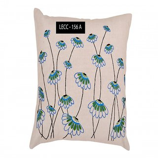 Legacy Exim 100% Handmade Designer Cotton Cushion cover