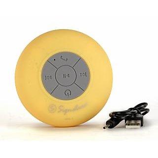 Bluetooth round Speaker VMS-1 (Yellow)