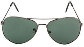 Derry Sunglasses in Aviator Style In Awesome Gun Shade DERY085