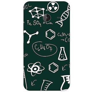 Garmor Designer Plastic Back Cover For Nokia Lumia 640 Xl