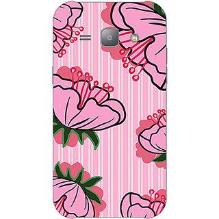 Garmor Designer Plastic Back Cover For Samsung Galaxy J1 Ace Sm-J110