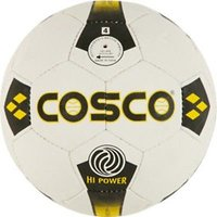 Genuine COSCO HI-POWER Volley Ball Size-4(Synthetic Hand-Sewn Volleyball)