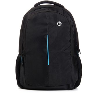 HP Black Blue Amazing Laptop Backpack ab17c870f6
