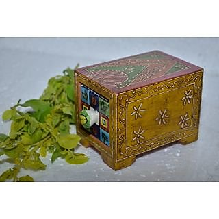 Shri Ram Decorative Wood Boxs